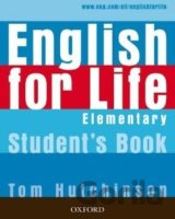English for Life Elementary Student´s Book (Hutchinson, T.) [paperback]