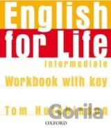 English for Life Intermediate Workbook with Key (Hutchinson, T.) [Paperback]