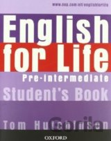 English for Life Pre-Intermediate Student's Book (Hutchinson, T.) [paperback]