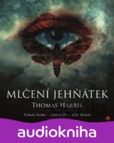 KOBR TOMAS: HARRIS: MLCENI JEHNATEK (MP3-CD)