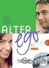 Alter Ego 2 Eleve + CD (Berthet, A.) [set paperback + CD]