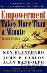 Empowement Takes More Than a Minute, Second Edition (Blanchard, K.) [Paperback]