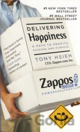 Delivering Happiness (Tony Hsieh)