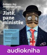 HONZOVIC RICHARD: JAY, LYNN: JISTE, PANE MINISTRE: (MP3-CD)