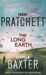 The Long Earth (Terry Pratchett , Stephen Baxter)