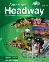 American Headway 2nd Edition Starter Student's Book + CD-ROM (Soars, L. - Soars
