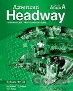 American Headway 2nd Edition Starter Work Book A (Soars, L. - Soars, J.)