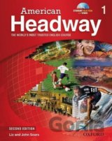 American Headway 2nd Edition 1 Student's Book + CD-ROM (Soars, L. - Soars, J.)