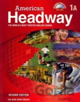 American Headway 2nd Edition 1 Student's Book Pack A (Soars, L. - Soars, J.) [s