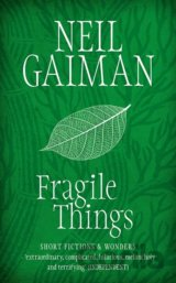 Fragile Things (Gaiman, N.) [Paperback]