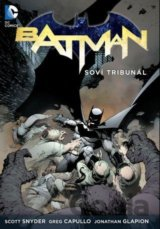Batman - Soví tribunál (Scott Snyder)