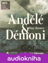 TABORSKY MIROSLAV: BROWN: ANDELE A DEMONI (MP3-CD)