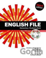 English File Third Edition Elementary Student´s Book with iTutor DVD-ROM CZ (Chr