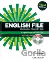 English File Third Edition Intermediate Student´s Book with iTutor DVD-ROM CZ (C
