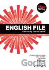 English File Third Edition Elementary Teacher´s Book with Test and Assessment CD
