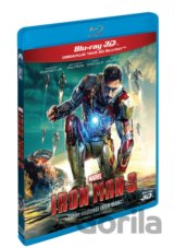 Iron Man 3 (2 x Blu-ray - 3D+2D)