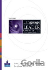 Language Leader Advanced Coursebook and CD Rom Pack (David Cotton)