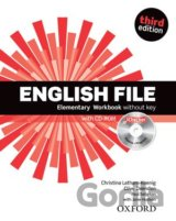 New English File - Elementary - Workbook without Key