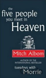 The Five People You Meet In Heaven (Paperback... (Mitch Albom)