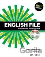 English File Third Edition Intermediate Student´s Book with iTutor DVD-ROM (Chri