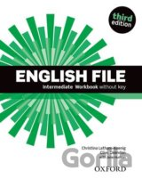 English File Third Edition Intermediate Workbook Without Answer Key (Christina;