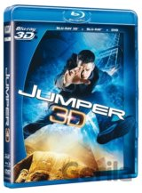 Jumper (3D + 2D - Blu-ray + DVD)