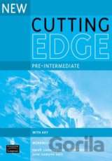 New Cutting Edge Pre-intermediate Work Book + key (Comyns-Carr, J. - Eales, F.)