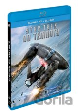 Star Trek: Do temnoty  (2 x Blu-ray - 3D+2D)