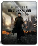 Star Trek: Do temnoty  (2 x Blu-ray - 3D+2D) - Steelbook