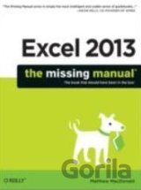 Excel 2013: The Missing Manual (Matthew MacDonald) (Paperback)