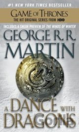 A Song of Ice and Fire-5 Dance with Dragons (R. R. Martin George)