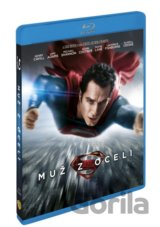 Superman - Muž z oceli (2 x Blu-ray)