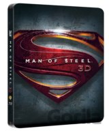 Superman - Muž z oceli (2 x Blu-ray - 3D+2D) - futurepak