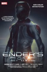 Ender's Game Graphic Novel (Chris Yost , Pasqual Ferry) (Paperback)