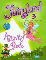 Fairyland 3: Activity Book (Virginia Evans, Jenny Dooley)