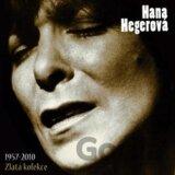 HEGEROVA HANA: ZLATA KOLEKCE 1957-2010 3CD BOX (  3-CD)