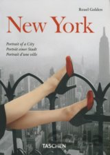 New York. Portrait of a City (Reuel Golden ) (Paperback)