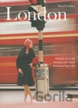 London. Portrait of a City (Reuel Golden ) (Paperback)