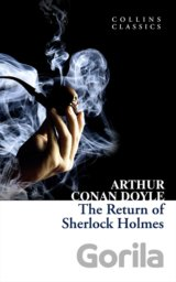 The Return of Sherlock Holmes (Collins Classi... (Arthur Conan Doyle)