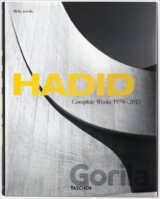Hadid. Complete works 1979-2013 (Philip Jodidio) (Hardcover)