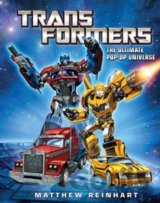 Transformers: The Ultimate Pop Up Universe (H... (Matthew Reinhart)