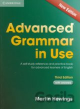 ADVANCED GRAMMAR IN USE THIRD EDITION [CZ]