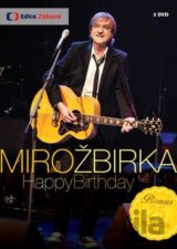 Miro Žbirka - Happy Birthday (2 DVD)