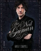 The Art of Neil Gaiman (Hayley Campell , Audrey Niffenegger) (Hardcover)