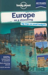 Lonely Planet Europe on a shoestring (Travel... (Lonely Planet, Tom Masters, Oli