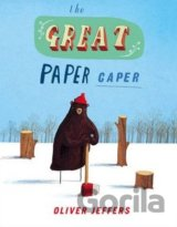 The Great Paper Caper (Oliver Jeffers) (Paperback)