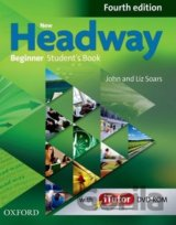 New Headway Fourth Edition Beginner Student´s Book + iTutor DVD (John and Liz So