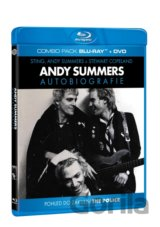 Andy Summers - Autobiografie (BD + DVD - Combo Pack)