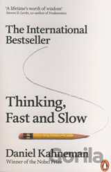 Thinking, Fast and Slow (Daniel Kahneman) (Paperback)