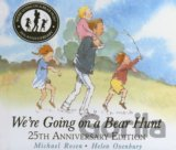 We're Going on a Bear Hunt (Michael Rosen, Helen Oxenbury)